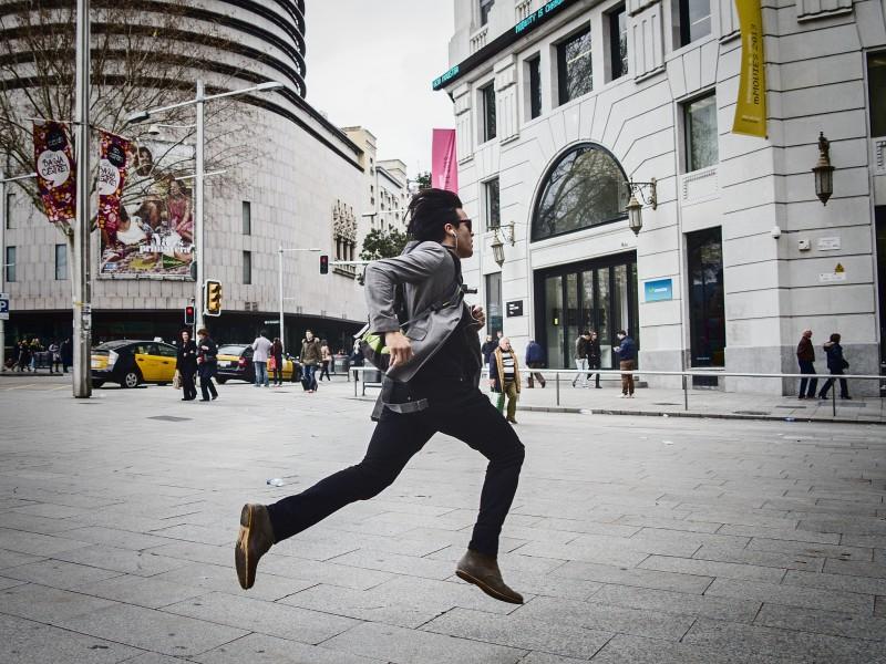 are we rushing anywhere