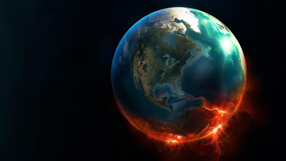 The apocalyptic future is atrap